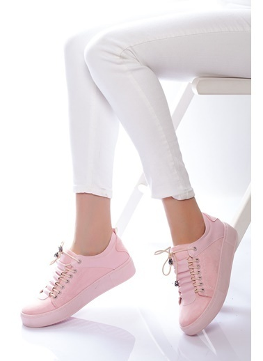 Derithy Sneakers Pudra